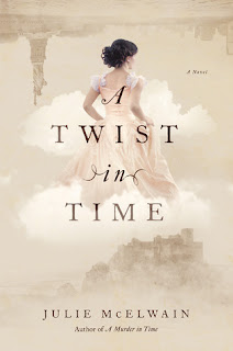 A twist in Time by Julie McElwain mystery murder book