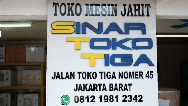 Lagi Cari Info Toko Mesin Jahit Terlengkap di Jakarta? Cek Disini