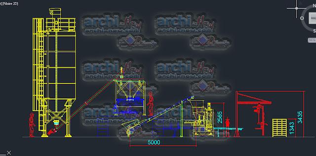download-autocad-cad-dwg-file-plant-construction-materials-development
