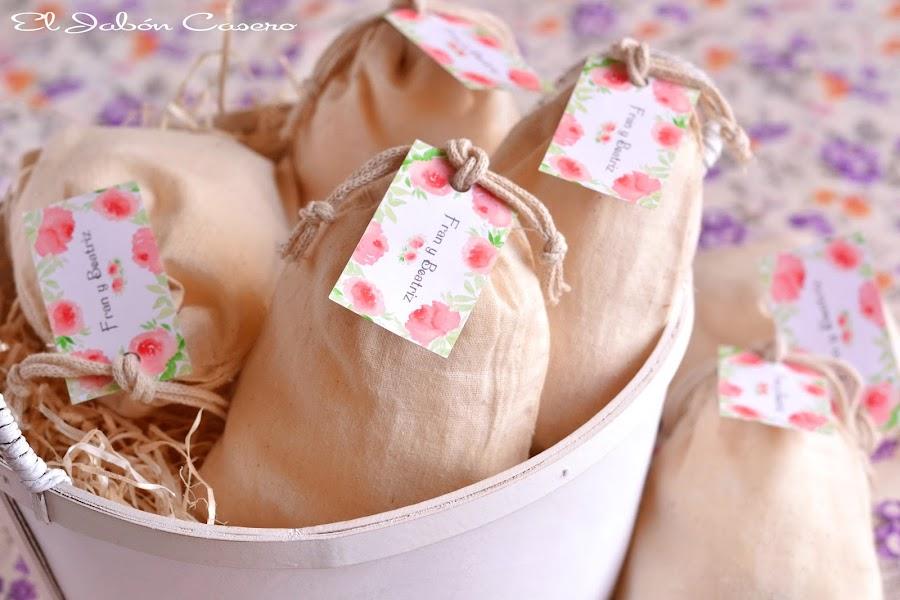 detalles de boda saquitos aromaticos
