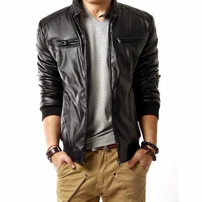 Jacket Semi Kulit Garut