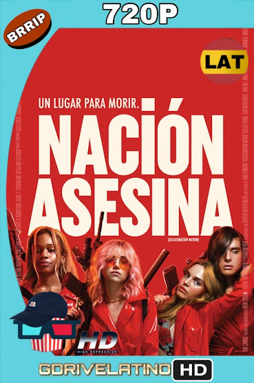 Nación Asesina (2018) BRRip 720p Latino-Ingles MKV