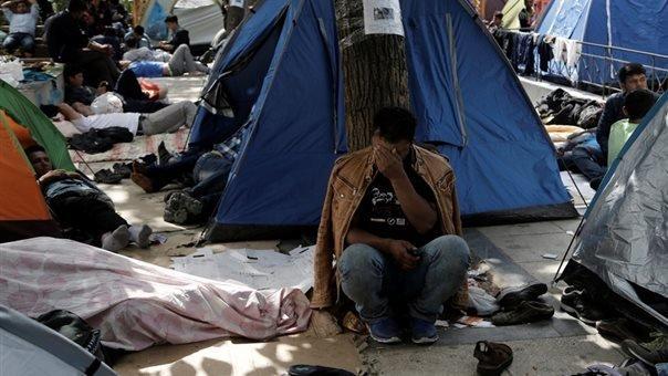 Προστατεύστε την Ελλάδα από την ανεξέλεγκτη εισροή μεταναστών