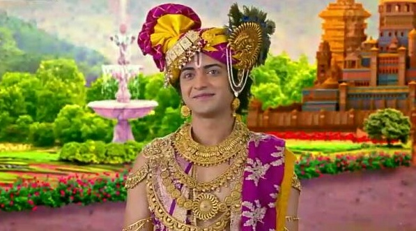 Radha Krishn: Krishn-Arjun Gatha  4Aug full Episode