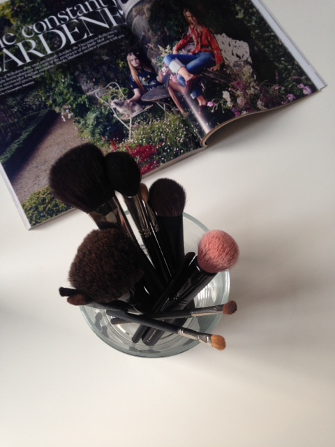 brush for makeup