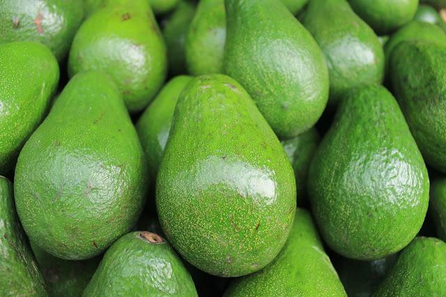 Avokado resmi
