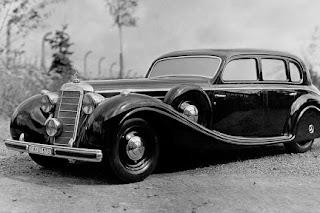 Sejarah Tercipta Mobil Merek Mercedes-Benz