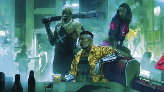 Cyberpunk 2077 Guide. How to Destroy Glitter Making Equipment?