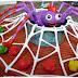 'Pajęczyca' -  uwolnij owady z sieci i  nie daj się złapać!