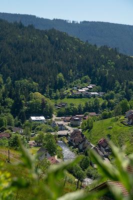 Premiumwanderweg Murgleiter | Etappe 3 von Forbach nach Schönmünzach | Wandern nördlicher Schwarzwald 25