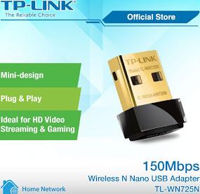 TP Link TL WN725n Driver v1