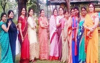 प्रांतीय शिक्षक संघ जिला महिला इकाई का दीपावली मिलन समारोह हुआ सम्पन्न