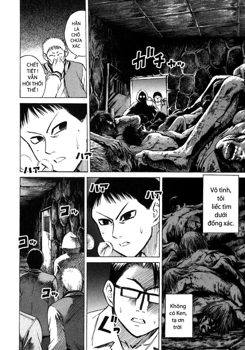 Higanjima chapter 30 trang 11