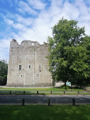Maynooth Castle, Kildare.