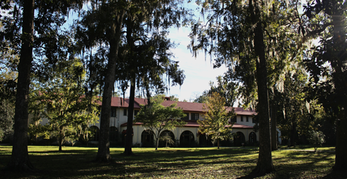 Wakulla Springs Lodge Florida