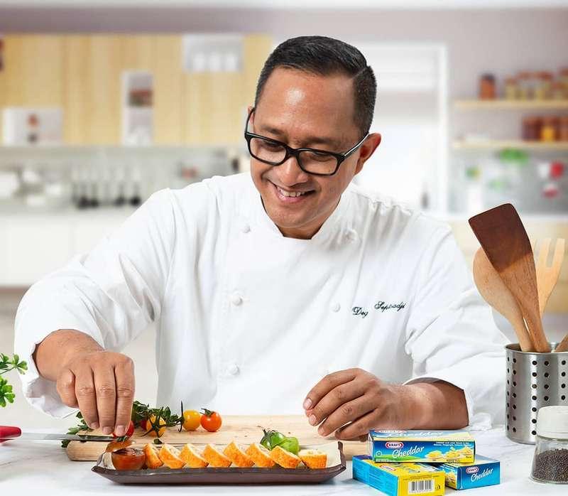 Profil Chef Degan Juri MasterChef Indonesia (instagram.com)