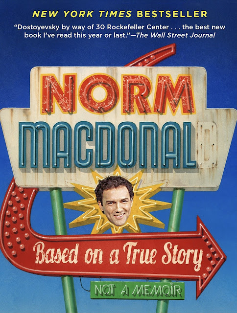 Norm MacDonald Was All In