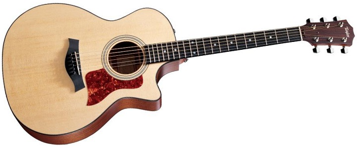 Jl Guitar Collection Taylor Semi Acoustic Guitar 314ce