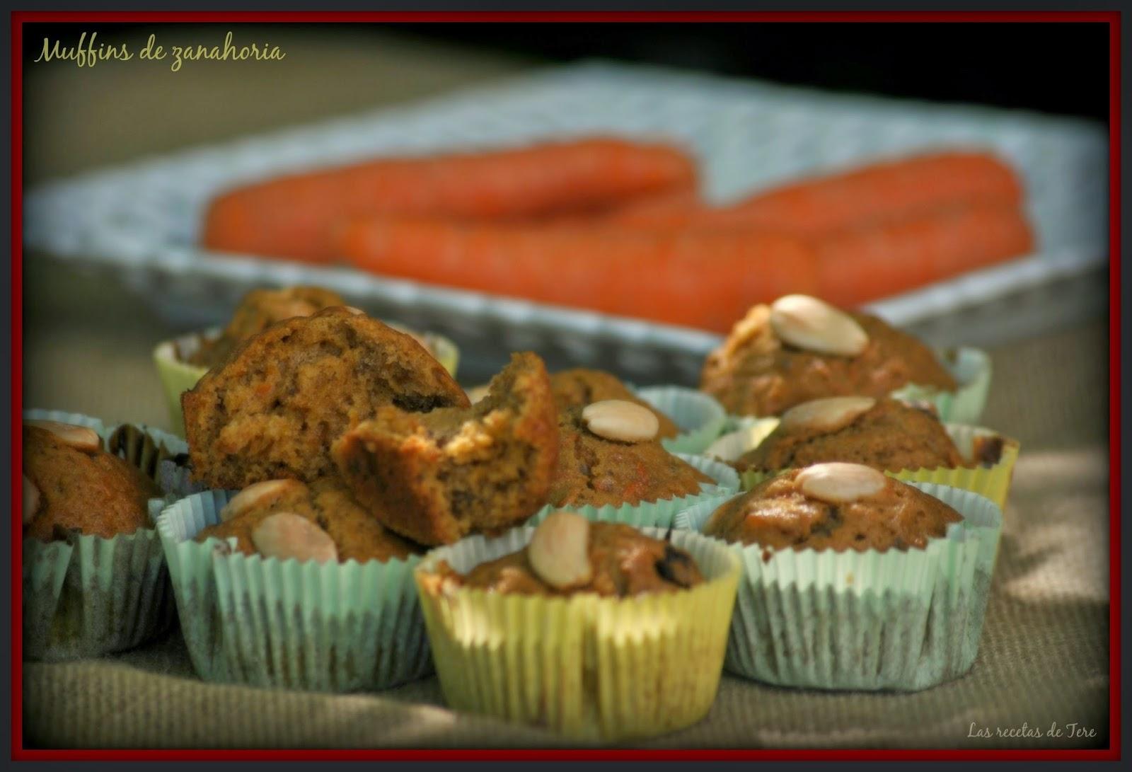 Muffins de zanahoria 02