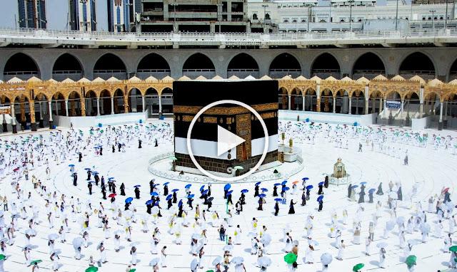 Siaran Langsung Live Haji 2020