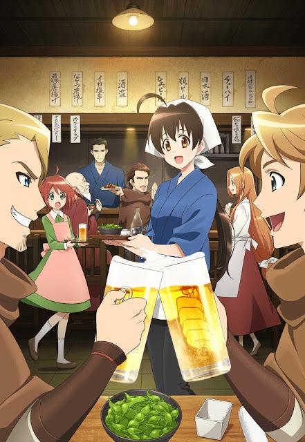 """Sunrise Mengumumkan Anime Isekai Izakaya """"Nobu"""" Rilis 2018!"""