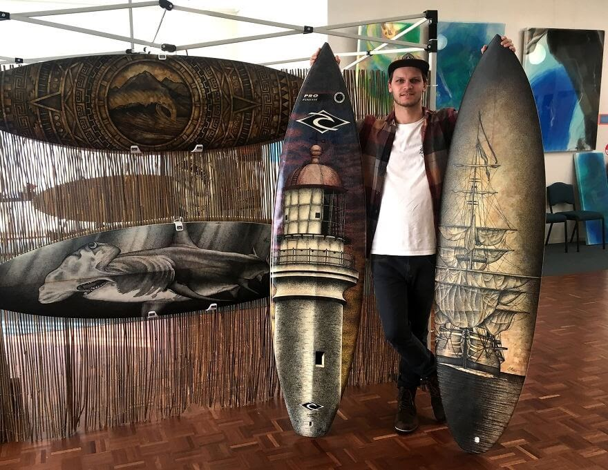 12-The-artist-with-the-art-Jarryn-Dower-www-designstack-co