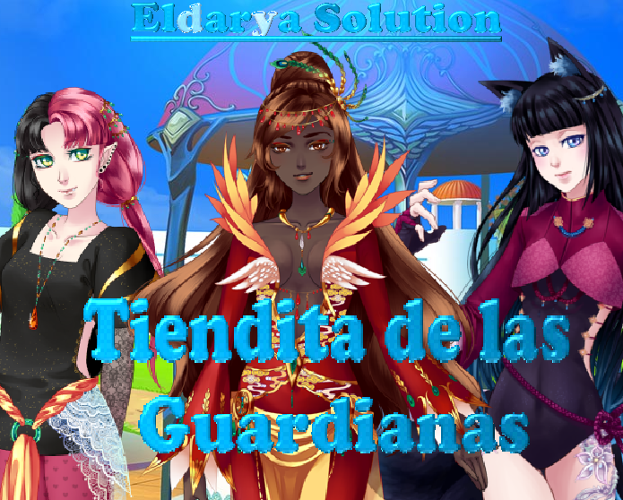 "Eldarya Solution: ""Tiendita de las Guardianas"""
