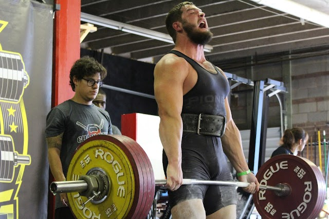 The Best Beginners Workout for Powerlifting  | 5x5 Workout