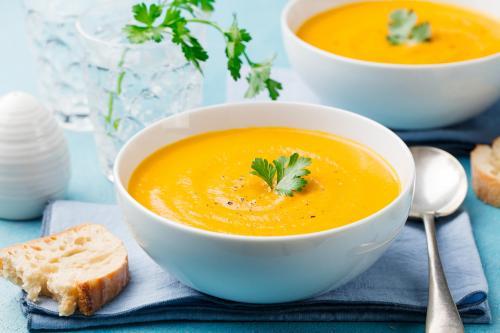 Les atouts du régime soupe