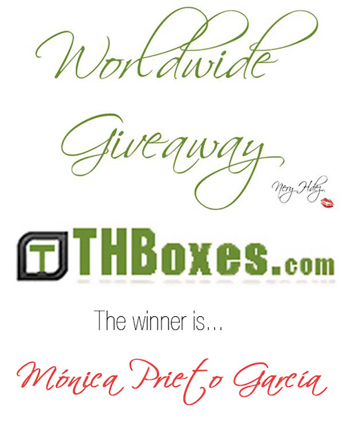 sorteo, giveaway, th boxes,