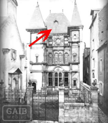 Rumah Blanche Monnier tempat disekap