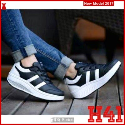 FIDS115 Sepatu Wanita Sepatu Kets Chanel BMGShop