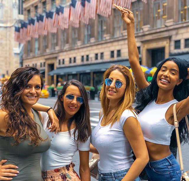 New York, a zonzo per la Fifth Avenue. Alessia Siena