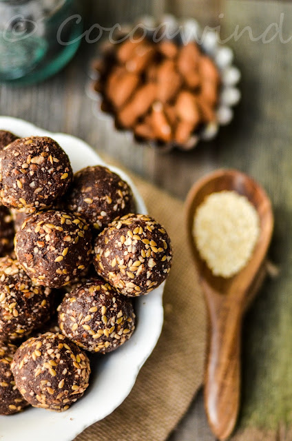 Chocolate Quinoa Power Bites