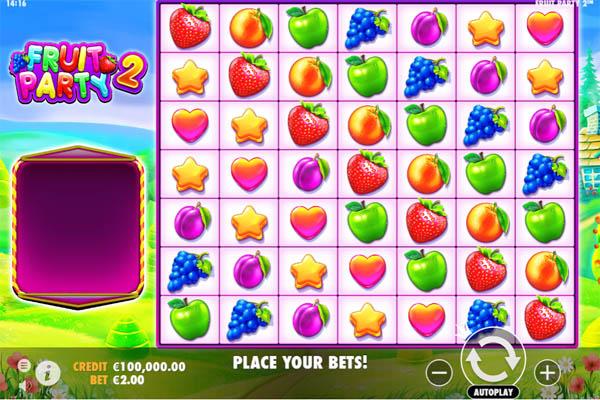 Main Gratis Slot Indonesia - Fruit Party 2 Pragmatic Play