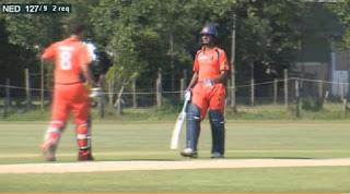 Netherlands vs Bangladesh 2nd T20I 2012 Highlights