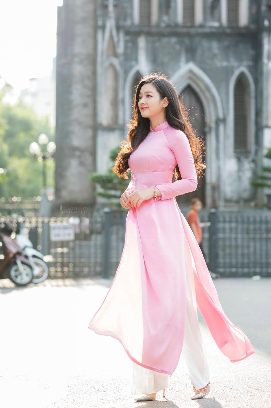 Lê Vũ Quỳnh Trâm - Asian Girl