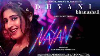 Nayan Lyrics Meaning in English Dhvani Bhanushali