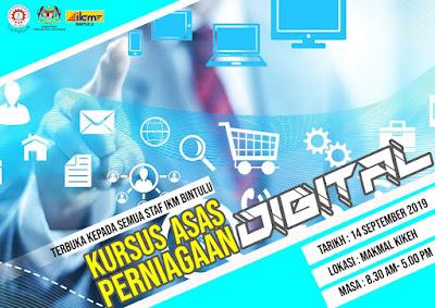 perniagaan Digital, marketing strategy, Asas perniagaan digital