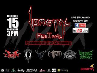 USMETAL Festival 2020 Pandemical Live Streaming