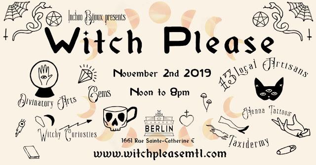 Witch Please, le rendez-vous artistique des sorcières