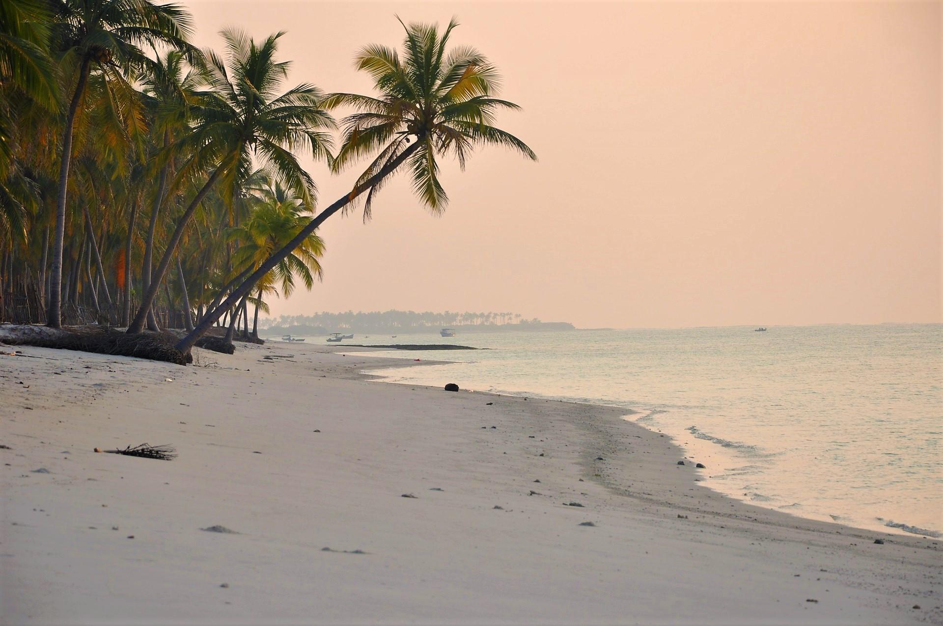 THE CORAL ISLANDS: LAKSHADWEEP