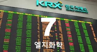 7 우량주 주식 투자방 : KRX:051910 엘지화학 주가 전망 투자 전략