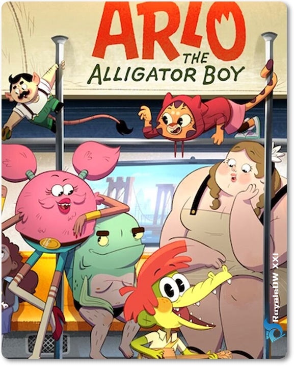 ARO THE ALLIGATOR BOY (2021)