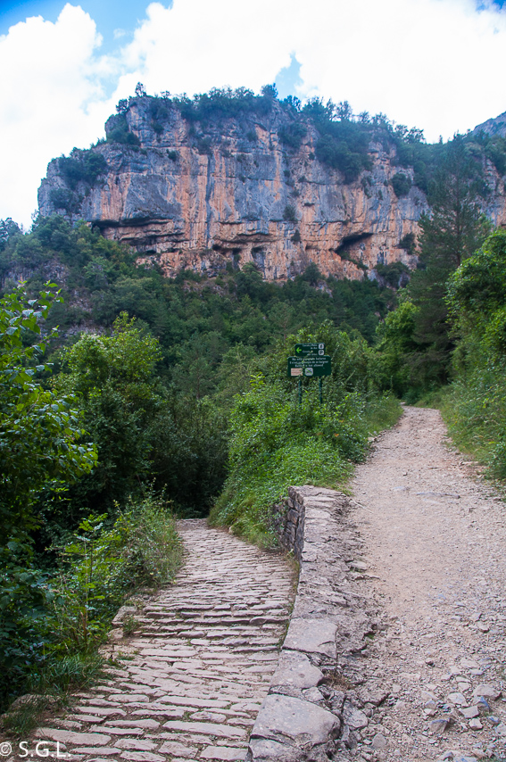 Cañón de Añisclo. Recorrido por Huesca