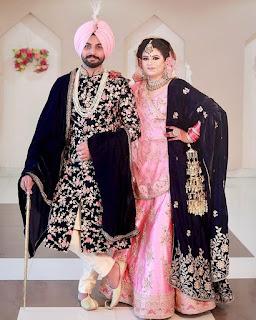 Punjabi Couple Photos