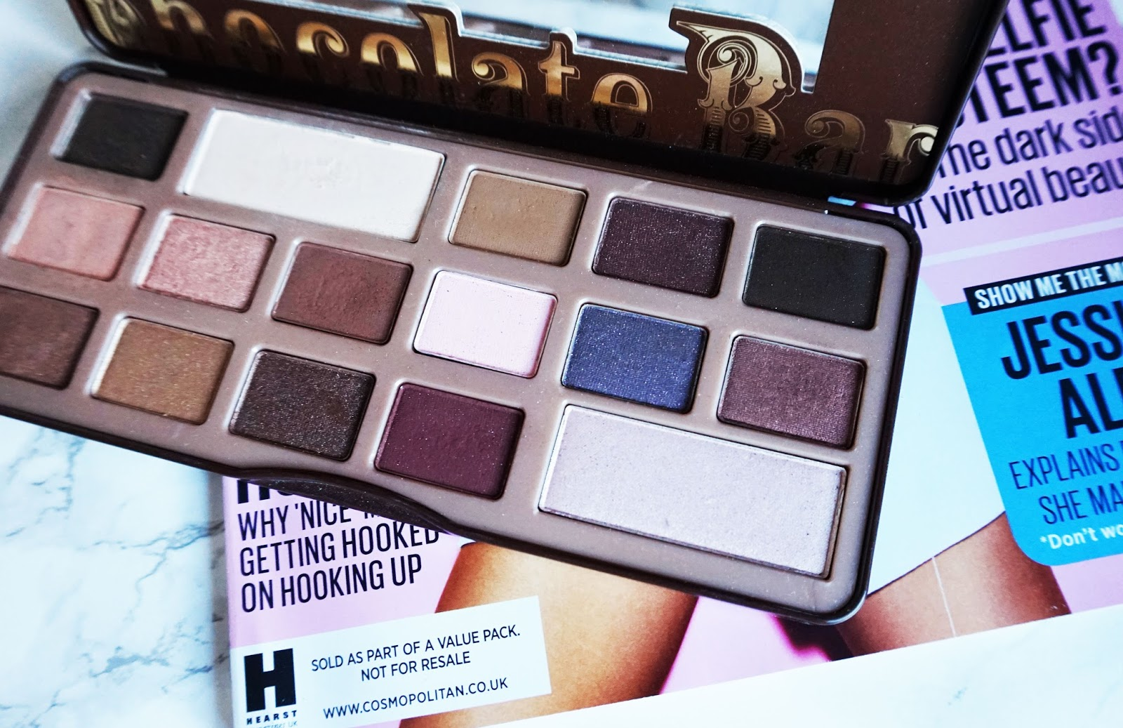 Too Faced Chocolate Bar Palette Eyeshadow