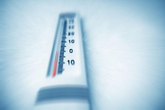 Στο μηδέν κόλλησαν τα θερμόμετρα στην Αργολίδα