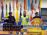 PPM rampas minuman keras, rokok, mercun bernilai RM8.3 juta