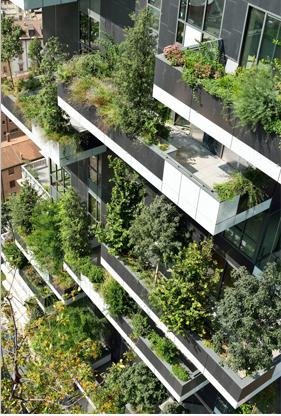 Bosque verde Milan